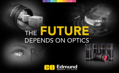 Aussteller-Highlights Edmund Optics GmbH